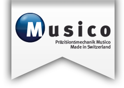 Präzisionsmechanik Musico